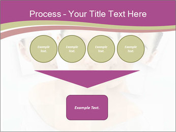 A beauty girl PowerPoint Template - Slide 93