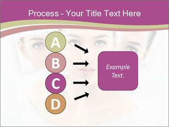 A beauty girl PowerPoint Templates - Slide 94