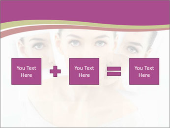 A beauty girl PowerPoint Template - Slide 95