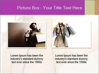 Woman looking far PowerPoint Templates - Slide 18