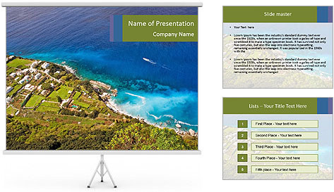 0000087225 PowerPoint Template