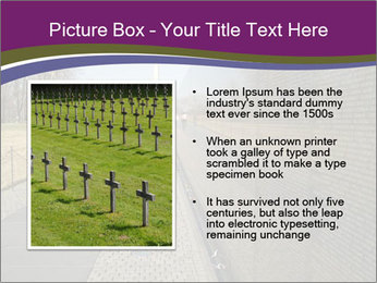 Vietnam and Washington Monument PowerPoint Templates - Slide 13