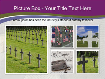 Vietnam and Washington Monument PowerPoint Templates - Slide 19
