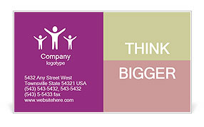 0000087227 Business Card Template