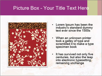 Vintage lace PowerPoint Template - Slide 13