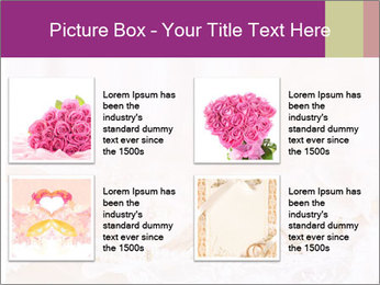 Vintage lace PowerPoint Template - Slide 14