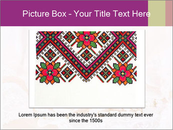 Vintage lace PowerPoint Template - Slide 15