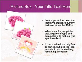 Vintage lace PowerPoint Template - Slide 17