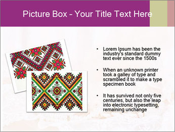 Vintage lace PowerPoint Template - Slide 20
