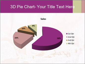 Vintage lace PowerPoint Template - Slide 35