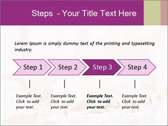 Vintage lace PowerPoint Template - Slide 4
