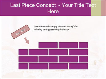 Vintage lace PowerPoint Template - Slide 46