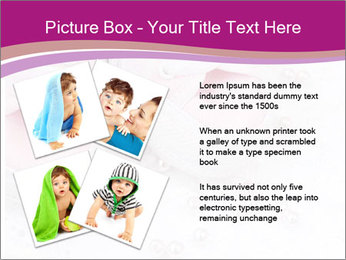 Pair of pink Babies shoes PowerPoint Template - Slide 23