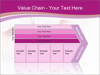 Pair of pink Babies shoes PowerPoint Template - Slide 27