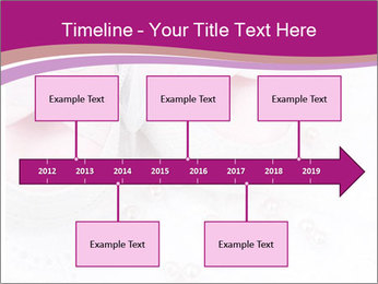 Pair of pink Babies shoes PowerPoint Templates - Slide 28