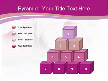 Pair of pink Babies shoes PowerPoint Template - Slide 31