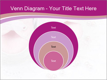 Pair of pink Babies shoes PowerPoint Template - Slide 34