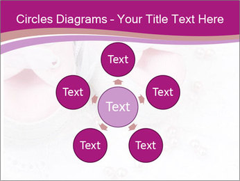 Pair of pink Babies shoes PowerPoint Template - Slide 78