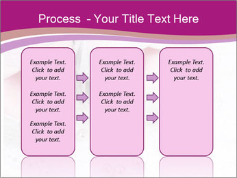 Pair of pink Babies shoes PowerPoint Template - Slide 86