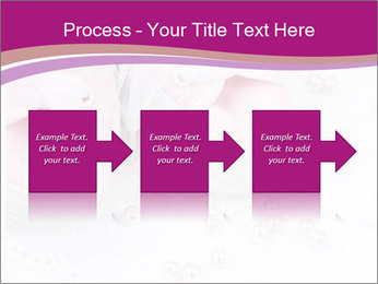 Pair of pink Babies shoes PowerPoint Template - Slide 88