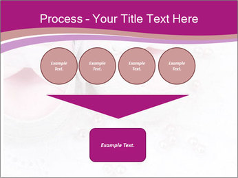 Pair of pink Babies shoes PowerPoint Template - Slide 93
