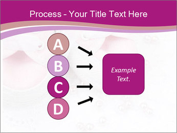 Pair of pink Babies shoes PowerPoint Template - Slide 94