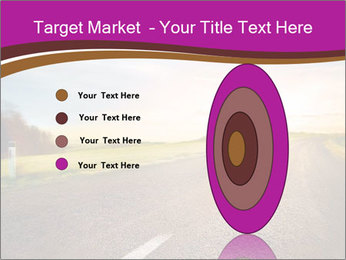 Empty road PowerPoint Template - Slide 84