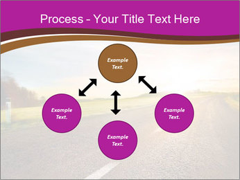 Empty road PowerPoint Template - Slide 91
