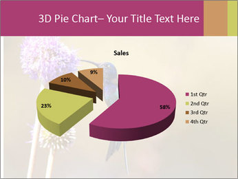 The flower PowerPoint Template - Slide 35