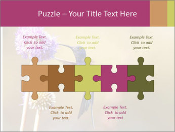 The flower PowerPoint Template - Slide 41