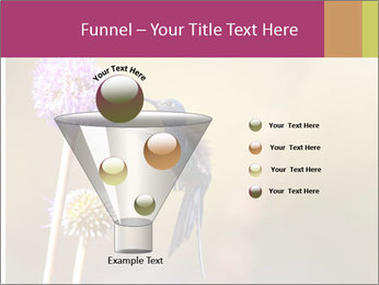 The flower PowerPoint Template - Slide 63