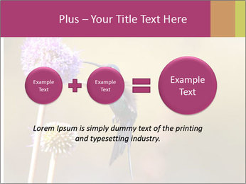 The flower PowerPoint Template - Slide 75