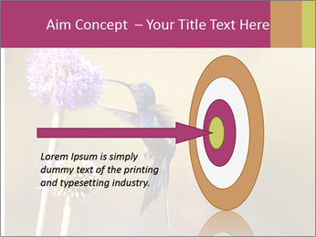 The flower PowerPoint Template - Slide 83