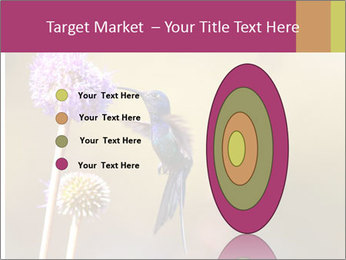 The flower PowerPoint Template - Slide 84