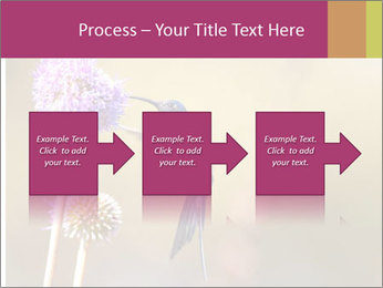 The flower PowerPoint Template - Slide 88