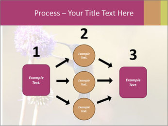 The flower PowerPoint Template - Slide 92