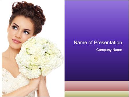 Stylish make-up PowerPoint Templates