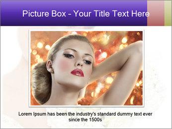 Stylish make-up PowerPoint Templates - Slide 15