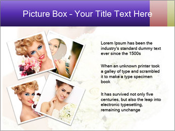 Stylish make-up PowerPoint Templates - Slide 23