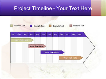 Stylish make-up PowerPoint Templates - Slide 25