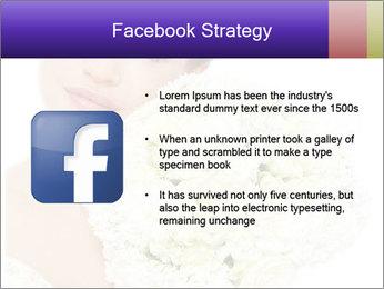 Stylish make-up PowerPoint Templates - Slide 6