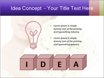 Stylish make-up PowerPoint Templates - Slide 80