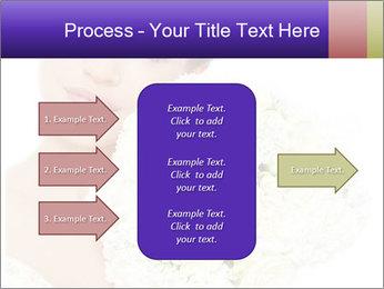 Stylish make-up PowerPoint Templates - Slide 85