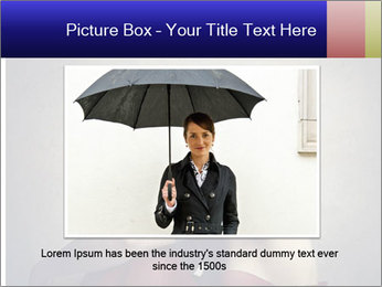 Elegant woman PowerPoint Templates - Slide 15