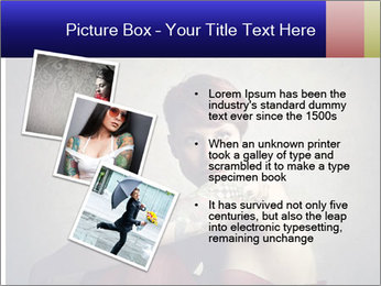Elegant woman PowerPoint Templates - Slide 17