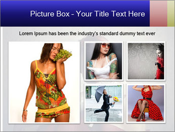 Elegant woman PowerPoint Templates - Slide 19