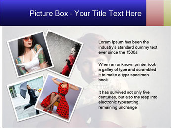 Elegant woman PowerPoint Templates - Slide 23