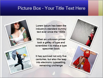 Elegant woman PowerPoint Templates - Slide 24