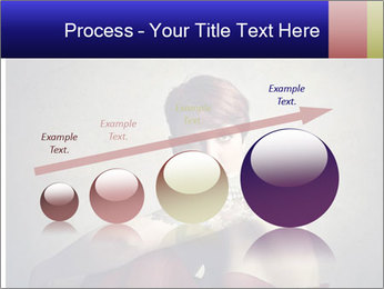 Elegant woman PowerPoint Templates - Slide 87