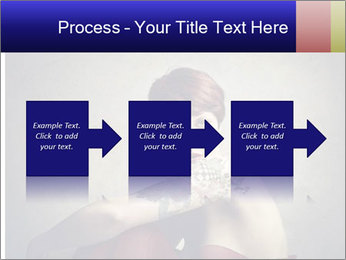 Elegant woman PowerPoint Templates - Slide 88